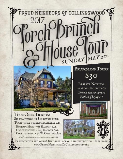 House Tour Poster 2017